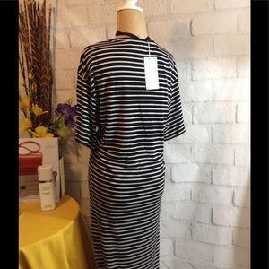 Zara Dresses - NWT⬇️ ZARA⚡️KNITTED MAXI DRESS